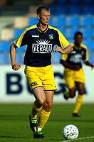 Fotball<br /> Foran seriestart i Belgia 2003/2004<br /> Knut Henry Haraldsen - Westerlo<br /> Foto: Vincent Kalut, Digitalsport