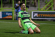 Forest Green Rovers v Tranmere Rovers 231018