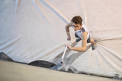 Matic Kotar during training competition of Slovenian National Climbing team before new season, on June 30, 2020 in Koper / Capodistria, Slovenia. Photo by Vid Ponikvar / Sportida