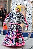 Grayson Perry at the the Royal Academy of Arts Summer Exhibition Preview Party, London.