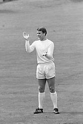 File photo dated 25-07-1966 of England striker Geoff Hurst.