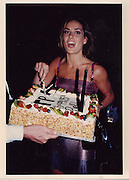 Tara Palmer Tompkinson, 25th birthday.ONE TIME USE ONLY - DO NOT ARCHIVE  © Copyright Photograph by Dafydd Jones 66 Stockwell Park Rd. London SW9 0DA Tel 020 7733 0108 www.dafjones.com
