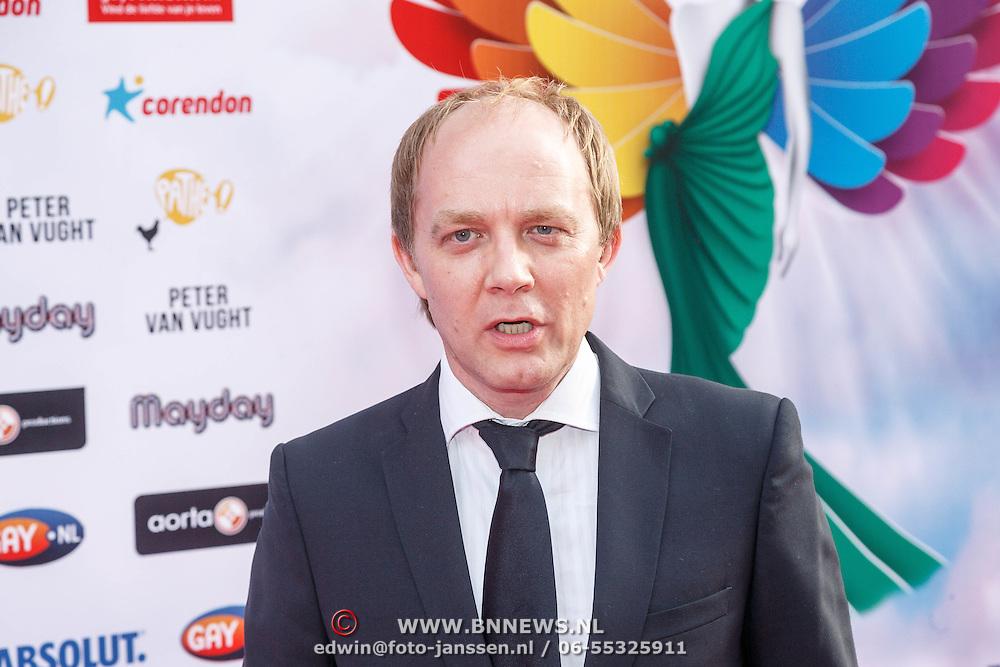 NLD/Amsterdam/20150629 - Uitreiking Rainbow Awards 2015, Derek Ogilvie