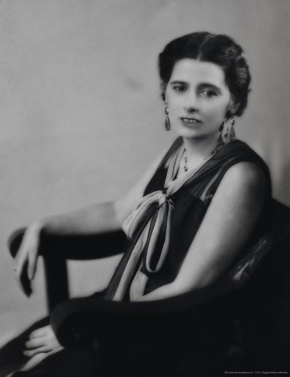Rebecca West, writer, USA, 1930