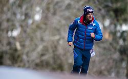 06.01.2014, Paul Ausserleitner Schanze, Bischofshofen, AUT, FIS Ski Sprung Weltcup, 62. Vierschanzentournee, Probesprung, im Bild Andreas Kofler (AUT) // Andreas Kofler (AUT) during Trial Jump of 62nd Four Hills Tournament of FIS Ski Jumping World Cup at the Paul Ausserleitner Schanze, Bischofshofen, Austria on 2014/01/06. EXPA Pictures © 2014, PhotoCredit: EXPA/ JFK