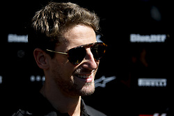 March 14, 2019 - Melbourne, Australia - Motorsports: FIA Formula One World Championship 2019, Grand Prix of Australia, ..#8 Romain Grosjean (FRA, Rich Energy Haas F1 Team) (Credit Image: © Hoch Zwei via ZUMA Wire)