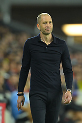March 21, 2019 - Orlando, Florida, USA - US coach Gregg Berhalter during an international friendly between the US and Ecuador at Orlando City Stadium on March 21, 2019 in Orlando, Florida. .The US won the game 1-0...©2019 Scott A. Miller. (Credit Image: © Scott A. Miller/ZUMA Wire)