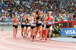Samsung Diamond League adidas Grand Prix track & field; Dream Mile, High School Girls,
