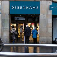 Debenhams Perth 02.12.20