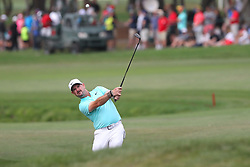 March 11, 2018 - Palm Harbor, FL, U.S. - PALM HARBOR, FL - MARCH 11: Rory Sabbatini hits a flop shot onto the 16th green during the final round of the Valspar Championship on March 11, 2018, at Westin Innisbrook-Copperhead Course in Palm Harbor, FL. (Photo by Cliff Welch/Icon Sportswire) (Credit Image: © Cliff Welch/Icon SMI via ZUMA Press)