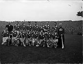 1960 Railway Cup Hurling Finals Munster v Leinster