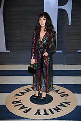 Constance Wu attending the 2018 Vanity Fair Oscar Party hosted by Radhika Jones at Wallis Annenberg Center for the Performing Arts on March 4, 2018 in Beverly Hills, Los angeles, CA, USA. Photo by DN Photography/ABACAPRESS.COM