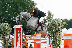 Geerink Peter (NED) - Wallenberg<br /> KWPN paardendagen - Ermelo 2009<br /> Photo © Hippo Foto - Karin Van Der Meu