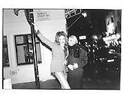 About 11p.m, Novembe1997, Romilly street, London© Copyright Photograph by Dafydd Jones 66 Stockwell Park Rd. London SW9 0DA Tel 020 7733 0108 www.dafjones.com
