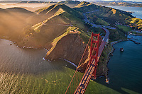 Golden Gate Bridge & Marin Headlands, San Francisco