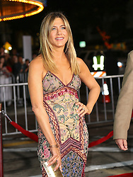 Stars attend the premiere of Paramount Pictures 'Office Christmas Party' in Los Angeles. 07 Dec 2016 Pictured: Jennifer Aniston. Photo credit: Bauer Griffin / MEGA TheMegaAgency.com +1 888 505 6342