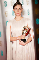 Hildur Gudnadotti at the BAFTAS After Party at Grosvenor House, London, England, UK 2nd  February, 2020.