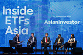 18. Panel discussion with moderator John Swolfs - Asia & ETFs