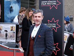 Edinburgh International Film Festival 2019<br /> <br /> Mrs Lowry (UK Premiere, closing night gala)<br /> <br /> Pictured: Michael Keogh<br /> <br /> Aimee Todd | Edinburgh Elite media