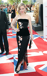 Melissa George arriving at the British Academy Television Awards in London, Sunday , 27th May 2012.  Photo by: Stephen Lock / i-Images