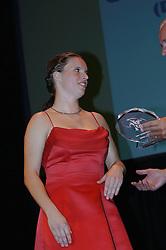 08-10-2006 VOLLEYBAL: GALA 2006: DOETINCHEM<br /> In de schouwburg van Doetinchem werd het volleybalgala 2006 gehouden / <br /> ©2006-WWW.FOTOHOOGENDOORN.NL