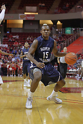 21 November 2009: Jerron Granberry. The Ospreys of North Florida fall to the Redbirds of Illinois State 71-55 on Doug Collins Court inside Redbird Arena in Normal Illinois.