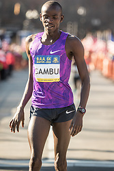 BAA 5K road race Stephen Sambu Kenya Nike