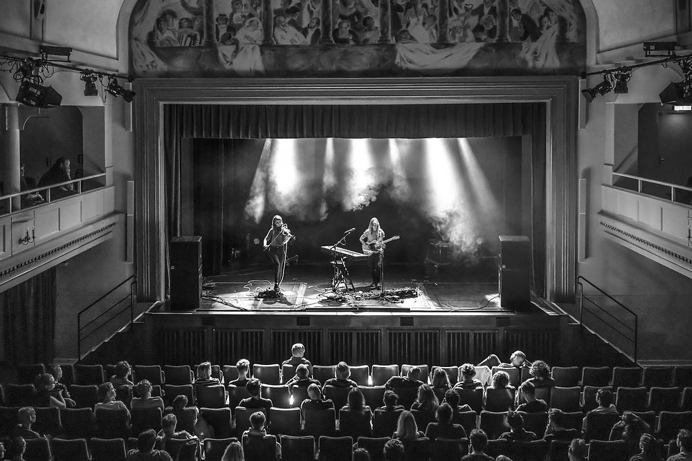 American singer-songwriter Julien Baker at c/o pop festival in Cologne