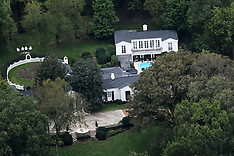 Aerial view of country singer Taylor Swift's historic Nashville home - 31 Oct 2018