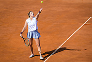 Aryna Sabalenka of Belarus in action during the third round of the 2021 Internazionali BNL d'Italia, WTA 1000 tennis tournament on May 13, 2021 at Foro Italico in Rome, Italy - Photo Rob Prange / Spain ProSportsImages / DPPI / ProSportsImages / DPPI