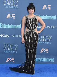 Celebrities attend the 22nd Annual Critics' Choice Awards held at Barker Hanger in Santa Monica, California. 11 Dec 2016 Pictured: Ariel Winter. Photo credit: American Foto Features / MEGA TheMegaAgency.com +1 888 505 6342