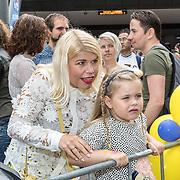 NLD/Amsterdam/20170617 - Première Verschrikkelijke Ikke 3, Annemarie Jung en ..........