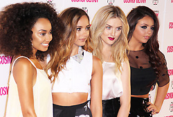 © Licensed to London News Pictures. 05/12/2013, UK. Little Mix, Cosmopolitan Ultimate Women of the Year Awards 2013, V&A, Cromwell Road, London UK, 05 December 2013e. Photo credit : Brett D. Cove/Piqtured/LNP