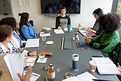 Yale School of Management Executive Education - Women's Leadership Program   Interpersonal Dynamics with David Tate April 19, 2017