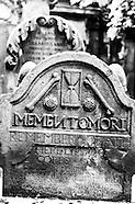 Memento Mori Gravestones