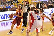 DESCRIZIONE : Roma Lega A 2011-12 Acea Virtus Roma Scavolini Siviglia Pesaro<br /> GIOCATORE : Nemanja Gordic<br /> CATEGORIA : palleggio penetrazione<br /> SQUADRA : Acea Virtus Roma <br /> EVENTO : Campionato Lega A 2011-2012<br /> GARA : Acea Virtus Roma Scavolini Siviglia Pesaro<br /> DATA : 11/01/2012<br /> SPORT : Pallacanestro<br /> AUTORE : Agenzia Ciamillo-Castoria/GiulioCiamillo<br /> Galleria : Lega Basket A 2011-2012<br /> Fotonotizia : Roma Lega A 2011-12 Acea Virtus Roma Scavolini Siviglia Pesaro<br /> Predefinita :