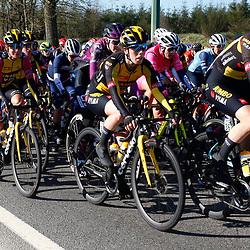 25-04-2021: Wielrennen: Luik Bastenaken Luik (Vrouwen): Luik: Marianne Vos: Anna Henderson: Julie van de velde