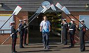 Caversham. Berkshire. UK<br /> GBR M4-. Alex GREGORY.<br /> 2016 GBRowing European Team Announcement,  <br /> <br /> Wednesday  06/04/2016 <br /> <br /> [Mandatory Credit; Peter SPURRIER/Intersport-images]