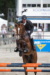 Egberink Bjorn (NED) - Hemmelhorst Dakota<br /> KWPN Paardendagen - Ermelo 2012<br /> © Dirk Caremans