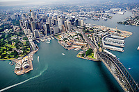 City of Sydney, Port Jackson & Darling Harbour