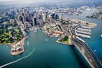 City of Sydney, Port Jackson & Darling Harbour