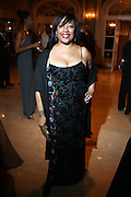 Gail Perry at The Fifth Annual Grace in Winter Gala honoring Susan Taylor, Kephra Burns, Noel Hankin and Moet Hennessey USA and benfiting The Evidence Dance Company held at The Plaza Hotel on February 3, 2009 in New York City.