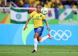 File photo dated 03-08-2016 of Brazil's Marta.