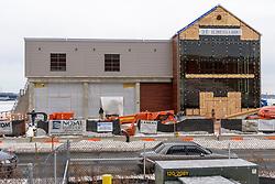 Boathouse at Canal Dock Phase II | State Project #92-570/92-674 Construction Progress Photo Documentation No. 18 on 8 January 2018. Image No. 01