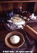 Historic Foods, William Woys Weaver, Historian, Brinton House, Chester Co., PA