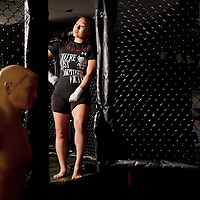 """Lylna Thao thought she could handle the traditional Hmong marriage; after all, that was what her Laotian family expected of her. But once she was wed the crushing reality of her new life descended on her. She secretly began to take boxing classes, got divorced, despite the scandal it caused in the Hmong community, and then began fighting in the octagon as a women's mixed martial artist. Ask her what she thinks of her life now and she'll exclaim, """"I love life!"""" Her record is 9-4."""