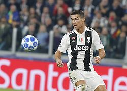 November 7, 2018 - Turin, Italy - Cristiano Ronaldo during Champions League match between Juventus v Manchester United, in Turin, on November 7, 2018. (Credit Image: © Loris Roselli/NurPhoto via ZUMA Press)