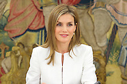 090914 Queen Letizia attends Meeting of the Council of the Royal Board on Disability
