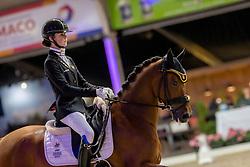 Blommaert Ine, BEL, Wise Guy<br /> Belgisch Kampioenschap Dressuur<br /> Azelhof - Lier 2020<br /> © Hippo Foto - Dirk Caremans<br /> 02/10/2020