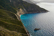 Asos is a village on the west coast of the island of Cephalonia, Greece.
